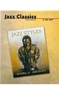 Jazz styles history and analysis 7th edition mark c gridley jazz classics 3 cd set fandeluxe Images