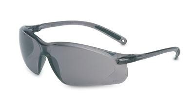 North A701 by Honeywell A700 Wilson Safety Glasses With Gray Frame And Gray Polycarbonate TSR Anti-Scratch Hard Coat Lens (1/EA)