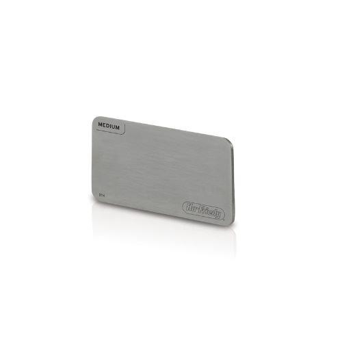 Hu-Friedy DSCMED Diamond Sharpening Card, Medium Grit
