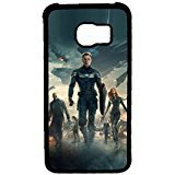 For Samsung Galaxy S6 Creativity Phone Case For Girly Design With Captain America The Winter Soldier Choose