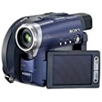 Sony DCR-DVD101E DVD Camcorder 10x Optical Zoom [120x Digital Zoom]