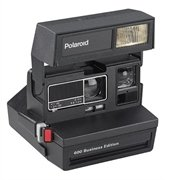 Impossible B.V. POLAROID 600 CAMERA SILVER by Impossible B.V.