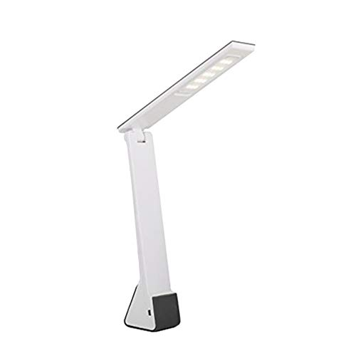 Ryham USB Desktop Lamp Touch-sensitive Control LED Eye Care Cool/Warm/Natural Lighting for Dormitory Study Bedroom Reading, ()