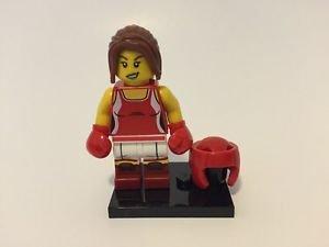 Lego Minifigure Female Boxer - Series 16 #71013 (Lego Boxing)