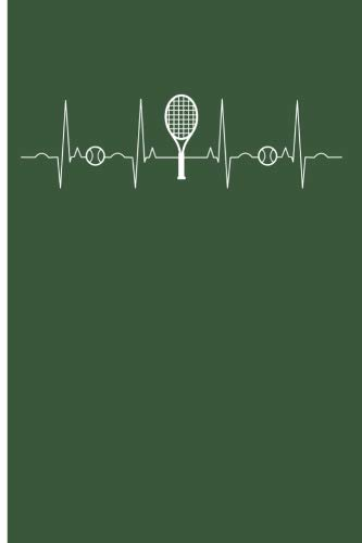 Tennis Journal: Tennis Gift Tennis Journal - Blank Lined Journal Planner