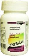 Landau Kosher Centralan Multi Vitamin/ Mineral (Compare to Centrum) 100 TAB Review