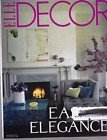 Elle Decor Nov 2007 Easy Elegance Karel Funk Peter Marino Rateau