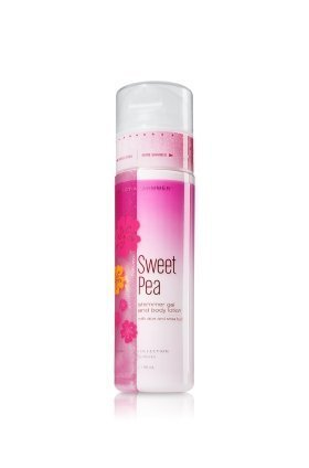 34711f026162e Bath & Body Works Signature Collection Dial-a-shimmer Sweet Pea Shimmer Gel  and Body Lotion