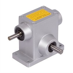 Worm gear unit G/II version A centre distance 31mm i=75:1 (For operating instructions please visit the download area of our website www.maedler.de)