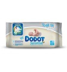 Toallitas DODOT Sensitive 8 paquetes de 54 unidades