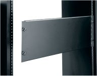 Access Panel for Rackmount, Solid or Vented Racking Height: 3 1/2'' (2U space), Panel Type: Solid by Middle Atlantic
