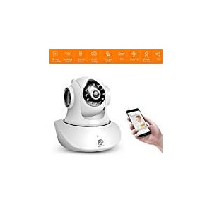 JOOAN Security Camera 2.4G WiFi Supports 2 Way Talk and Remote for Home Surveillance 51