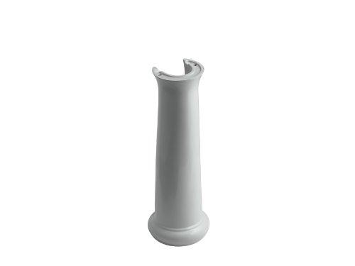 Kohler K-2004-95 Revival Traditional Pedestal Lavatory, Pedestal Only, Ice -