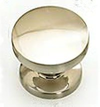 lection 1-3/8 in. (35mm) Round Knob, Satin Nickel - 211-15 (1.375 Inch Round Knob)