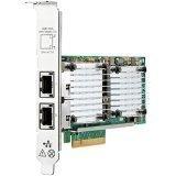 Hewlett Packard (HP) - 656596-B21?LA - HP 530T - Network adapter - PCI Express 2.0 x8 - 10Gb Ethernet - for ProLiant by Compaq