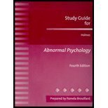 Abnormal Psychology 9780205327928