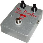 ModKitsDIY The Rattler Distortion Effects Pedal Kit