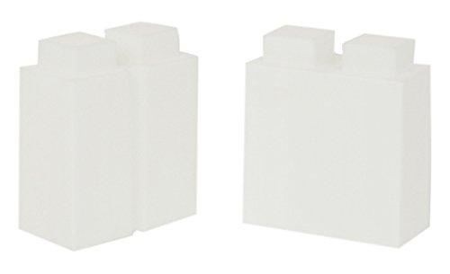 EverBlock Modular Building Blocks, Translucent