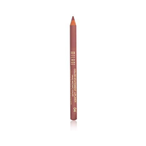 Milani Color Statement Lipliner - All Natural (0.04 Ounce) Cruelty-Free Lip Pencil to Define, Shape & Fill Lips