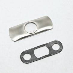 MOEN 151813BN Method Escutcheon Plate, Brushed Nickel