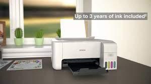 EPSON L3156 Direct WiFi INKTANK Printer SC