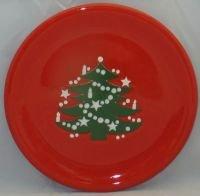 Waechtersbach Christmas Tree Salad Plate