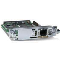 Cisco VWIC2-1MFT-T1/E1 1-Port T1/E1 Multiflex Trunk Voice/WAN Interface Card