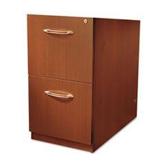 Mayline AFF20LCR - Aberdeen Series File/File Credenza Pedestal, 15w x 20d x 27h, ()