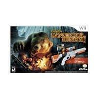 Cabela's Dangerous Hunts 2011 with Top Shot Elite - Nintendo (Wii Quick Shot)