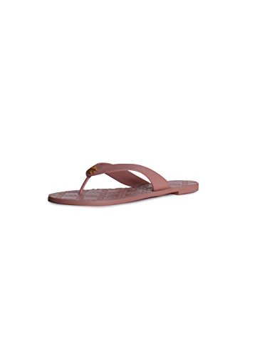 Tory Burch Monroe Leather Thong Sandals (7.5, Lt - Sale Tory Us Burch