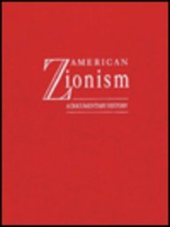 Recognition of Israel: An End & a New Beginning (American Zionism)