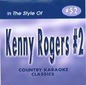 kenny-rogers-2-country-karaoke-classics-cdg-music-cd