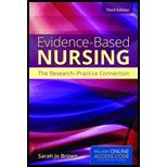 Evidence-Based Nursing by Brown, Sarah Jo. (Jones & Bartlett Learning,2013) [Paperback] 3rd EDITION
