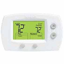 Honeywell TH5320U-1001 Premier Non-Programmable Heating and Cooling Digital Thermostat White