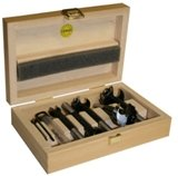 Alfa Tools TPC61448 5Pc . Tenon and Plug Cutter Set
