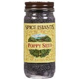 Spice Islands Poppy Seed, 2.6-ounce (Pack of 2)