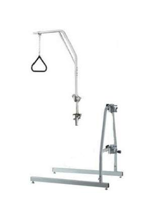 Bed Trapeze (Lumex 2800GA Versa-Helper Trapeze (Gray- Versa-Helper Trapeze with Floor Stand))