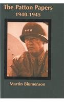 The Patton Papers 1940-1945 pdf