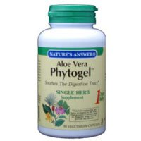 NATURES ANSWER HRB ALO VER PHYTOGL, 90 VC