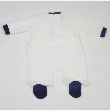 Pelele Bebe Real Madrid 101 - Tallas bebé - 18 Meses: Amazon ...