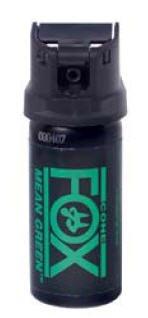 Fox Labs Mean Green Defense Spray- Flip Top Cone Fog (1.5 Oz)