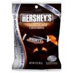 Hershey's Sugar Free Chocolate with Caramel Candy, 3-Ounce Bag (Pack of 3)