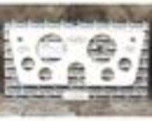 1967-1972 Chevy Truck Dash Inserts - 5'' & 2 1/16'' Autometer Pro-Com...