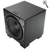 MartinLogan Dynamo 1000W 12-inch Wireless Ready Subwoofer (Single, Black) by MartinLogan