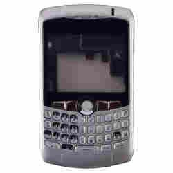 Housing (Complete) for BlackBerry 8300, 8310, 8320 Curve (Silver)