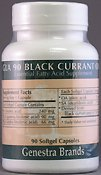 Seroyal USA - GLA 90 Black Currant Oil 90c
