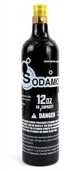 Cylinder Co2 Replacement (SodaMod 12oz Beverage Grade Co2 Tank for Sparkling Water Sodamaker)