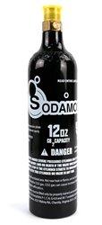 SodaMod 12oz Beverage Grade Co2 Tank for Sparkling Water (Water Valve Pin)