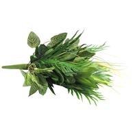 (Green Onion Grass, Palm & Greenery Bush MixNew by:)