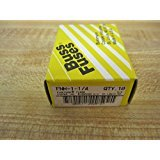 Bussmann FNM-1-1/4 Cooper Fuse FNM1-1/4 (Pack of 10)